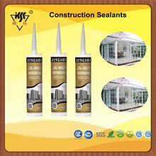 Construction Sealants/High Quality Underwater Silicone Sealant/Transparent Window Crack Sealant