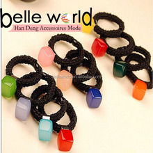 more colors for girls elastic hair band