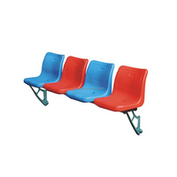 Resilience JY-8206 Aluminum alloy Side used stadium seat
