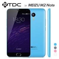 """2G ram+16g rom original meizu m2 note 5.5"""" 4G Mobile Phone android system 13MP china moblie phone"""