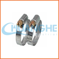 China wholesale wire rope fasteners exhaust hose clamps