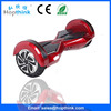 8 inch two wheel smart balance electric scooter electric unicycle mini scooter with LED Light bluetooth