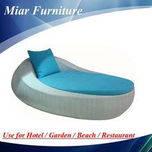 rattan divano chaise longue letto 503907l