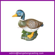 decorative cast iron stereo grass ducks
