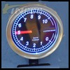 High Quality Blue Light 60MM Racing Auto Meter, Universal Auto Car Meter Hot Sale