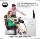 mão direita ou esquerda drive manual e automática de deslocamento do veículo carro simulador de condução