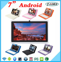Hot Cheapest 7 Inch Android Tablet Pc,Android Smart Tablet Pc With Wifi Bluetooth Camera