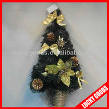 PVC/PE Colorful Christmas tree wholesale