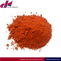 Red Inorganic pigment paint colors iron oxide red s130 pigment cement