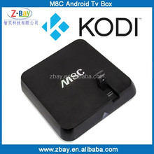 2015 Hot selling amlogic s802 quad core tv tuner box for lcd monitor