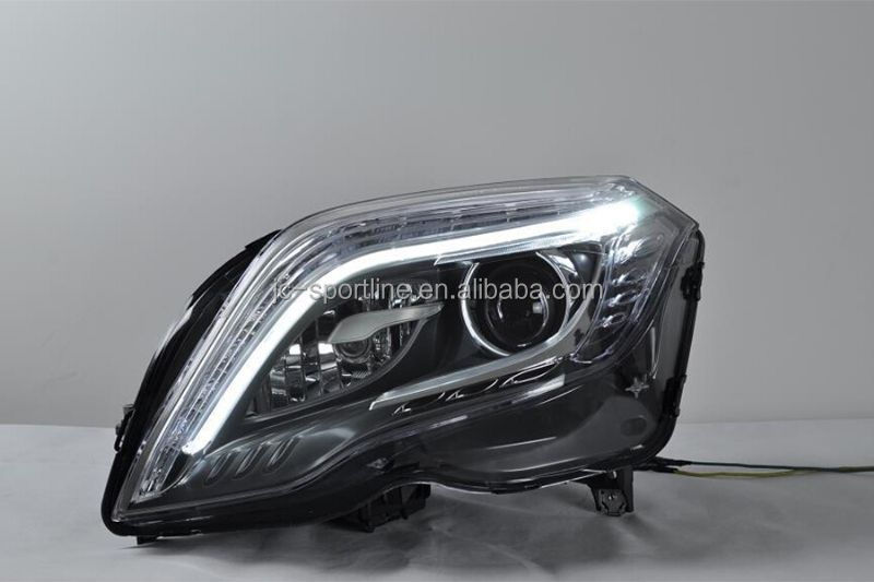 Glk class high power glk350 led headlights for mercedes for High performance parts for mercedes benz