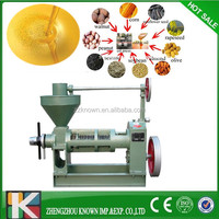 china manufacturer nut home coconut soybean linseed orange oil cold small oil screw press