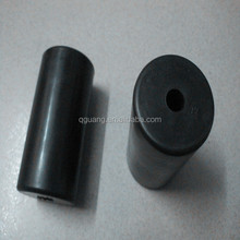 Oil resistant rubber bushing
