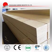 pine lvl beam for construction