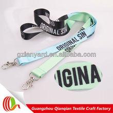 Guapo cuello moda personalizado Productos nuevos para venta todo color plana poliéster cordones