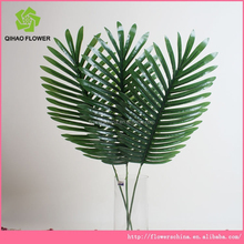 wholesale artificial palm leaves fake artificial leaves decorative artificial palm tree leaves