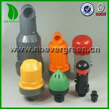 Plastic Air Release & Vacuum Relief Valve in different types