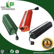 High quality hydroponic 400w 600w 1000w grow ballast/ 400w hps mh grow light kit