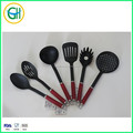 fábrica de nylon utensílio de cozinha utensílios de cozinha de nomes de utensílios de cozinha