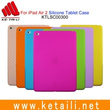 For silicone ipad air 2 case, silicone tablet pc case for ipad air 2