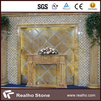Imperial Gold Marble---Exclusive Supplier-Looking for Sole Agent