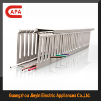 APA High quality pvc plastic flexible wire duct with UL certificate