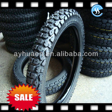 Natural Rubber Motorcycle Tyre 16*2.5 and Butyl Rubber Inner Tube