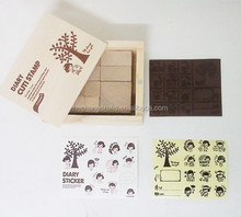 wooden seal|customized wooden creative seal