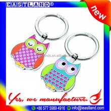 Custom Wholesale Metal Key Chain Keyring