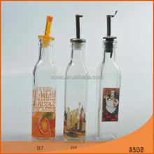 250ml spary bottle / glass bottle