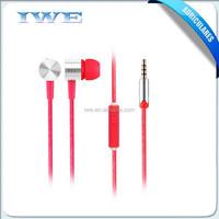 High Quality Headphone Remote Mic Earpiece for Apple iPhone 4/4S/5 iPod iPad