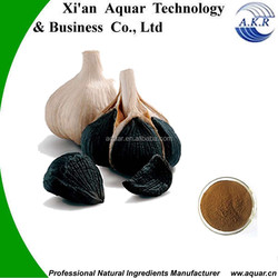GMP and Kosher pure natural and high quality black garlic for capsules