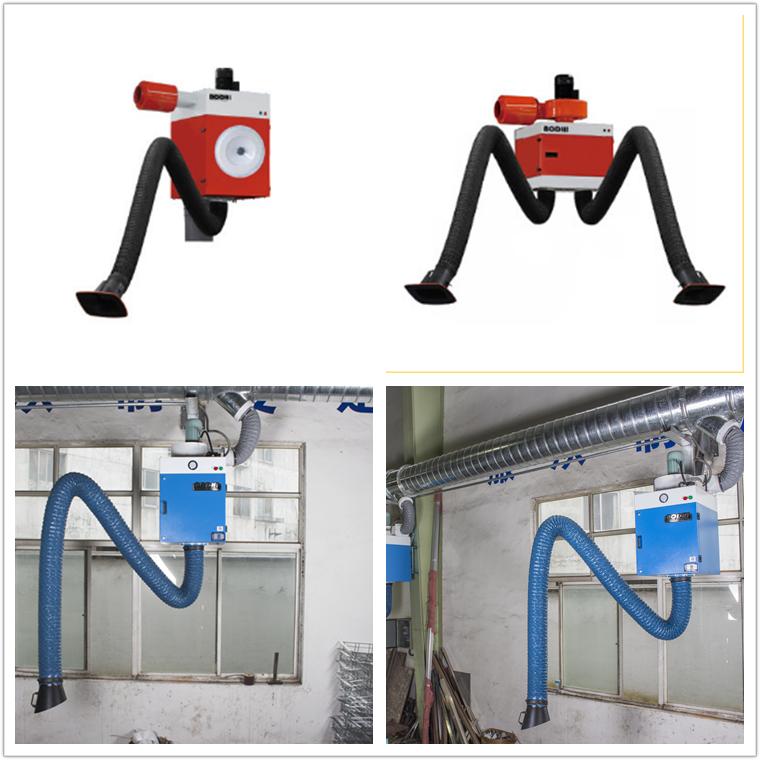 Wall Mount Welding Fume Extractor : Smoke extractor wall mount welding fume collector buy