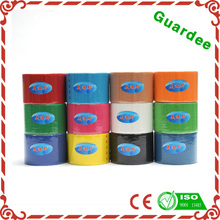 High quality products 5cm 5m printed muscle waterproof sports tape