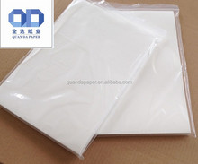 Inkjet Heat Transfer Paper for Dark Color Fabric in A4 Size