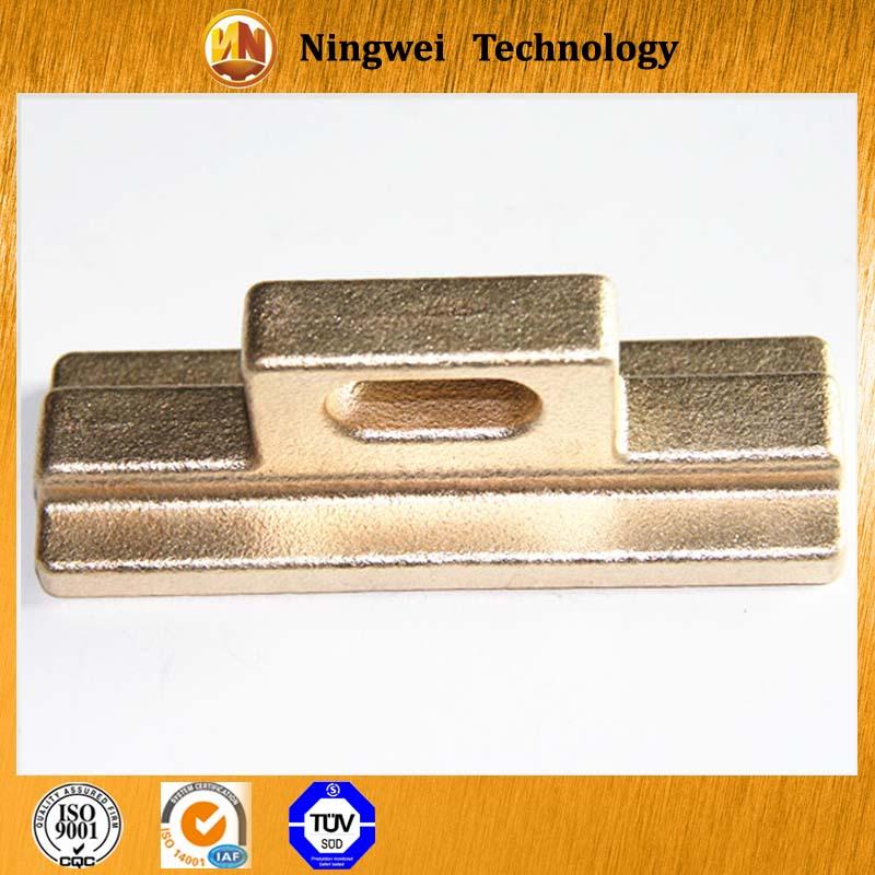 Литье по выплавляемым моделям домашний текстиль подшипник стороны из оловянная бронза