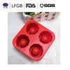 FDA superior quality Ice Ball Maker / Silicone Ice Ball Mold / Ice Cube Trays in fancy design