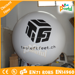 giant outdoor helium ball helium balloon inflatable for sale