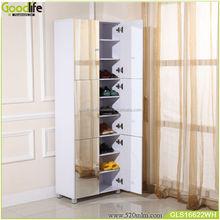 Large capacity shoe storage cabinet shoes cabinet wood