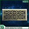High quality fashionable decorative desigb metal floor vent grilles