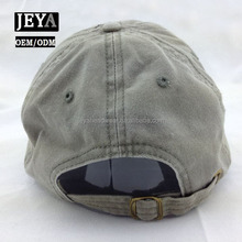 Royal navy washed baseball caps unstructured soft hats caps