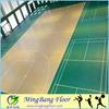China wholesales Indoor sport flooring pvc floor for sport Basketball Wood Sports Flooring