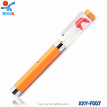 Promotional LED Pen With Liquid Inside