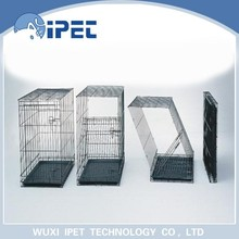 Ipet 2015 China convenient folding wire pet cage for cats
