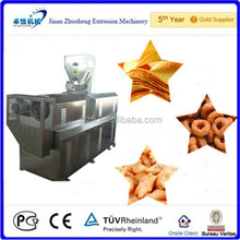 Automatic Delicious hot selling Puffed Snack Food Making Machine