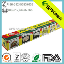household food wrap aluminum foil/baking household aluminum foil