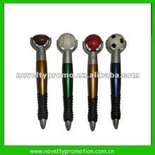 Novelty sports ball pen