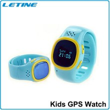 Letine Children GPS Watch With GSM Quad Band Two-way Conversation Sport Watch GPS Watch Kids Use