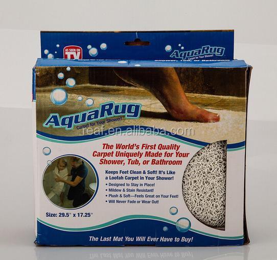 As Seen On Tv Bath Mat Shower Carpet Aqua Rug Buy Aqua