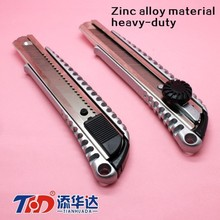 THD Brand Utility Knife TH-221 18mm Blade Heavy Duty Knife Firm Grip Industrial Manufacture OEM/ODM Available